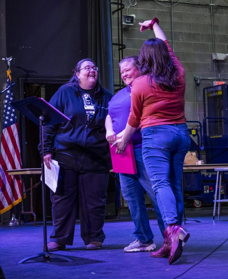 """As  part of SCCC's Broadway Revue, students and community members will perform some of  their favorite hits from broadway. The performers have picked songs from musicals such as this one from Mama Mia, """"Chiquitita."""""""