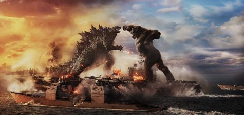 Godzilla vs. Kong premiered at Southgate Cinema 6 movie theaters on Friday night.