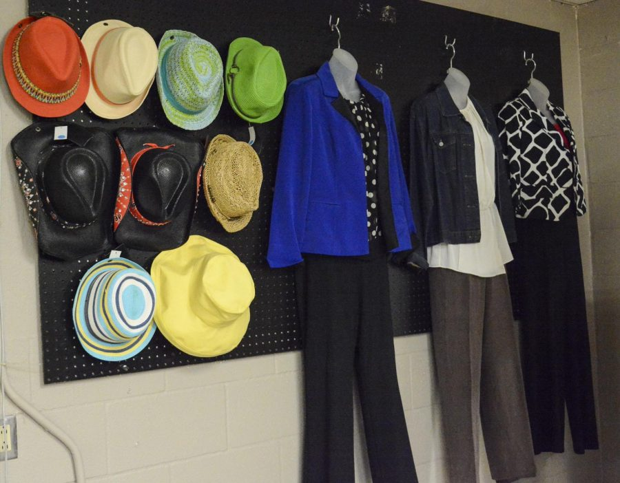 The E-boutique has more than just clothes, it has accessories, too. Hats, belts, jewelry and much more can be found at the student store on the SCCC technical college campus. The store opens April 15 and will be open at 12:30 on Thursdays.
