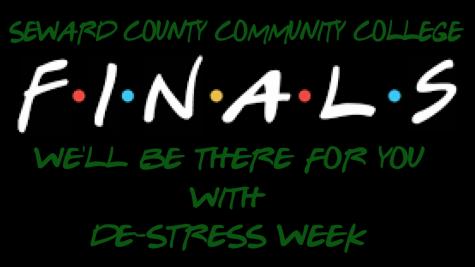Destress week helps students relax before finals