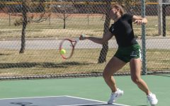 The Lady Saints Tennis team will be playing at  at the Mesa Tennis Center at Gene Autry Park in Mesa, Arizona for Nationals. The Saints will have six student-athletes in the singles draws and three teams in the doubles draw.