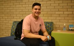 Jesse Valverde is from Liberal and is studying at SCCC to go into Pre-Medical.