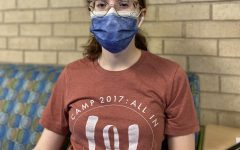 Hannah Parker is a student at SCCC, and her major is undecided.