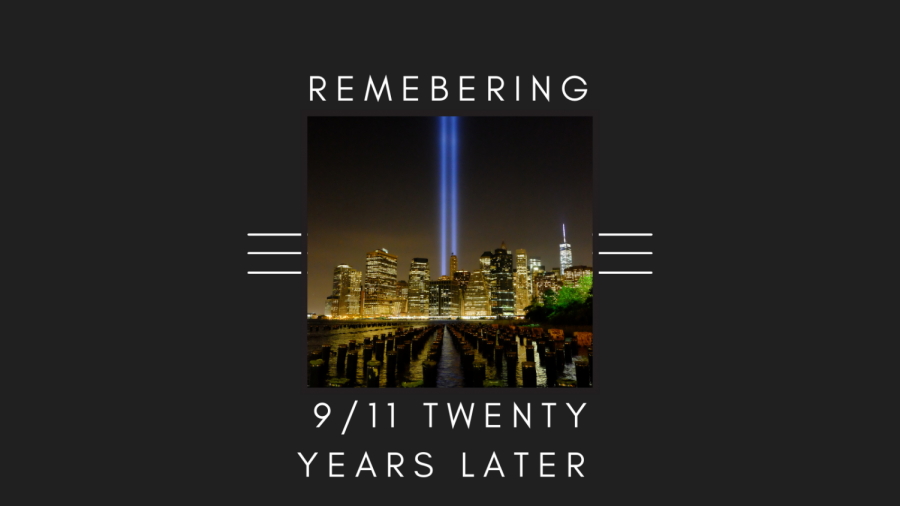 Nation Remembers 9/11 20 Years Later