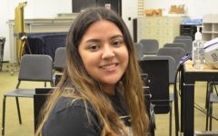 Paola Sanchez is from Liberal. She is a freshman and her major is undecided.