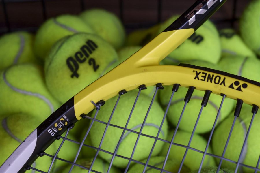 Tennis has two events qualify for nationals