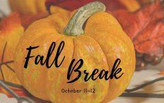 Students make plans for fall break