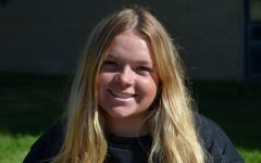 Vivien Gabehart is from Marshall Oklahoma. She is a freshman, and her major is Sports Medicine.