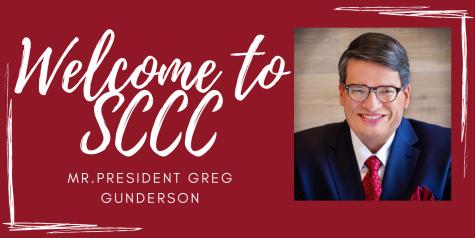 Board names Gunderson as SCCC president